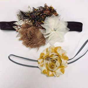 Other - girl BOHO headband bundle lot